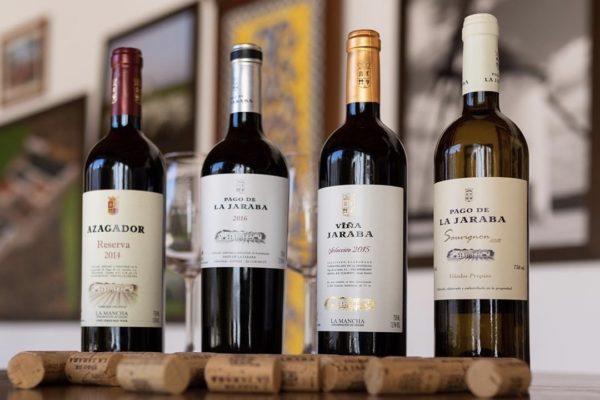 Wines form La Jaraba