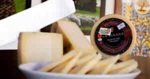 queso manchego artesano la jaraba